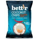 Био Кокосов Чипс с Чили, Bettr, 40 g