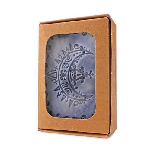 Занаятчийски сапун Активен въглен, Wooden Spoon 100g