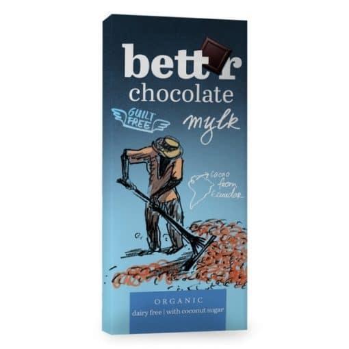 Био Шоколад Милки, Bettr, 60 g
