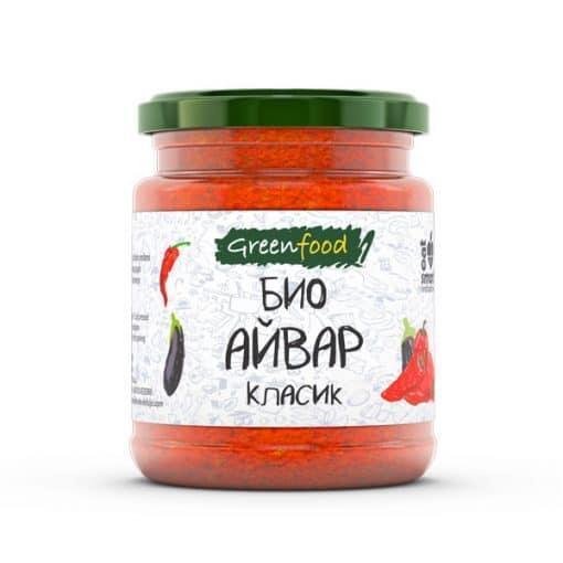 Айвар, Greenfood, 260 g