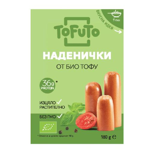 Тофу Пушени наденички, ToFuTo, 180g