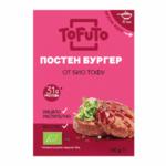Тофу Бургер, ToFuTo, 130g