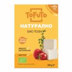 Натурално Тофу, твърдо, ToFuTo, 200g