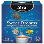Био Чай Сладки Сънища, Yogi Organic, 12 пакетчета