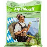 Био Билкови Бонбони Alpenkraft, Floradix, 75 g