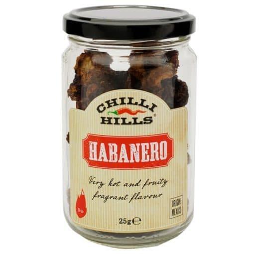 Люти Чушки Хабанеро, Chilli HIlls, 25 g