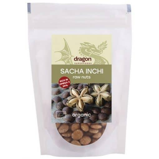 Био Саша Инчи Семена, сурови, Dragon Superfoods, 150 g