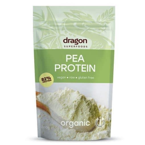 Био Грахов Протеин, Dragon Superfoods, 200 g