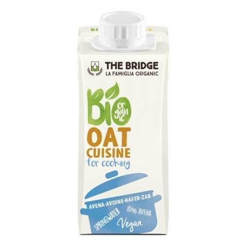 Заместител на сметана с овес, The Bridge, 200 ml
