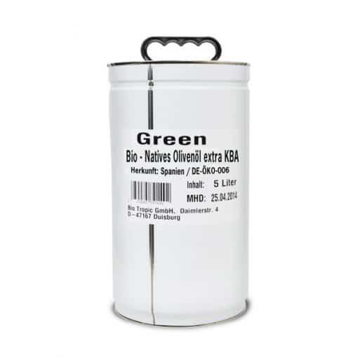 Био Зехтин екстра върджин, Green - Bio Tropic, 5l