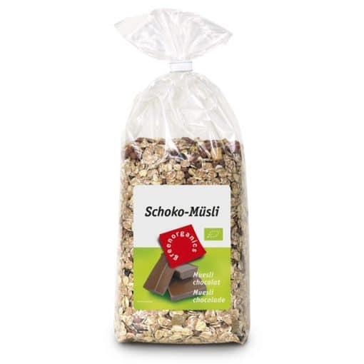 Био Мюсли Шоколад, Green - Bio Tropic, 500 g