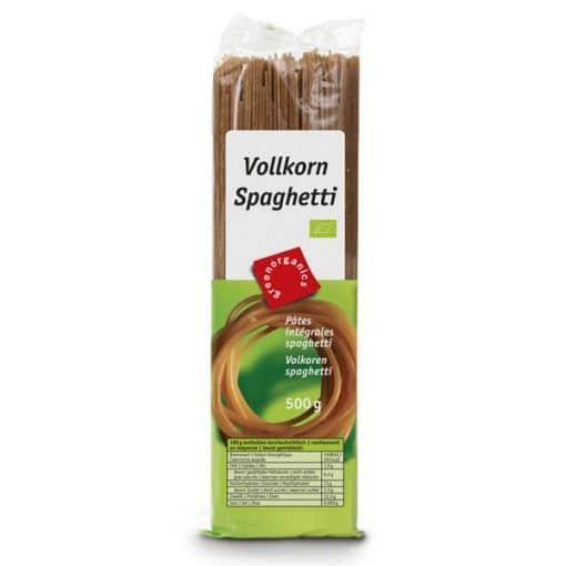 Био Спагети Пълнозърнести, Green - Bio Tropic, 500 g