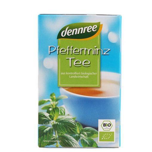 Био Чай Мента, Dennree, 30 g