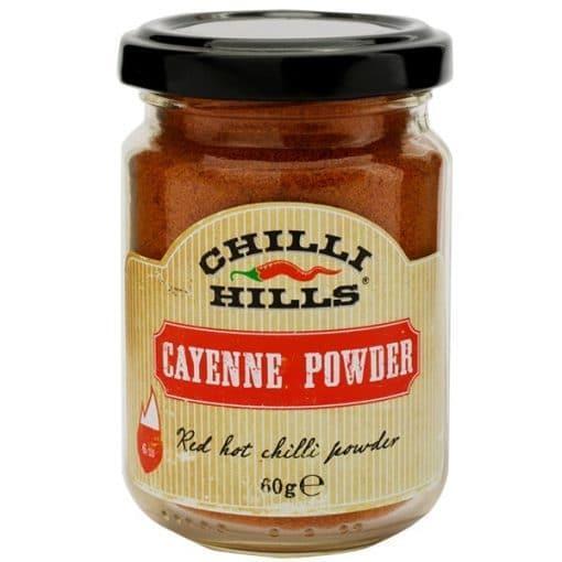 Кайенски пипер, Chilli Hills, 60 g