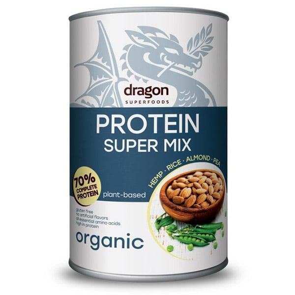 Био Протеинов Шейк Супермикс, 0.5kg, Dragon Superfoods