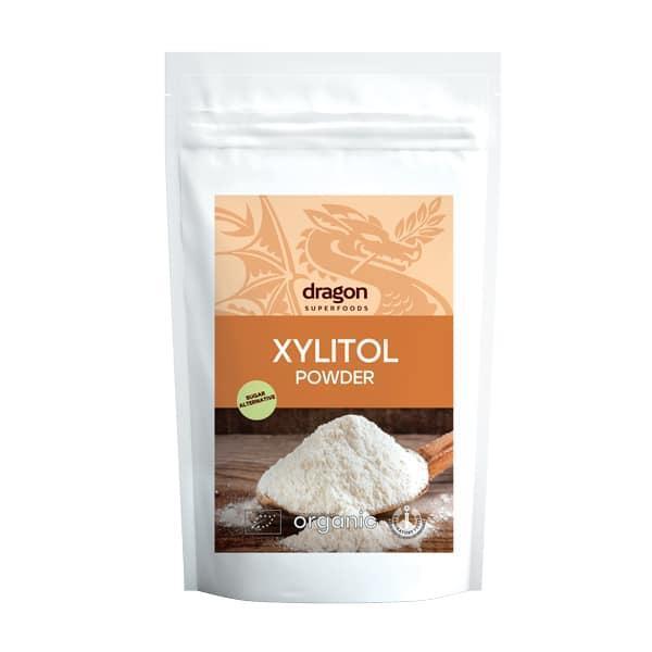 Био Ксилитол, 250g, Dragon Superfoods