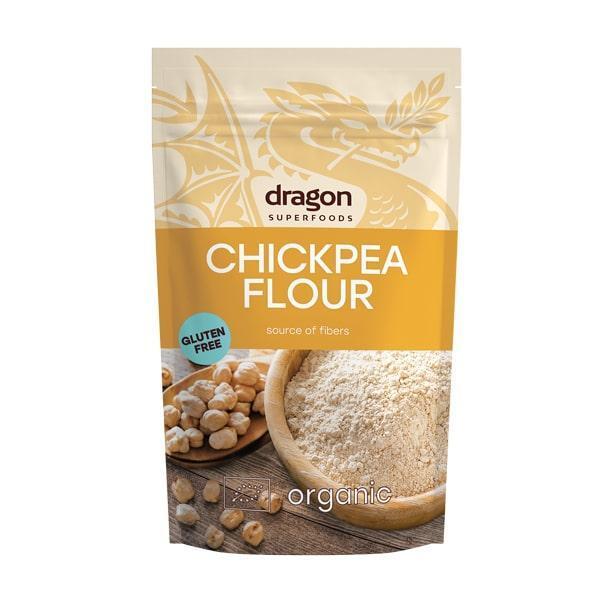 Био Брашно от Нахут, 200g, Dragon Superfoods