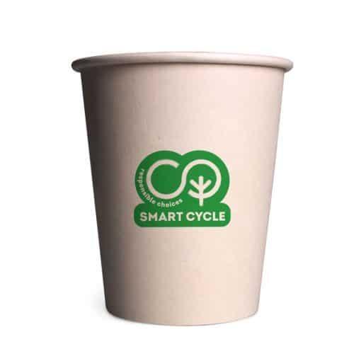 Бамбукова чаша, 50бр. стек, 355ml, Smart Cycle