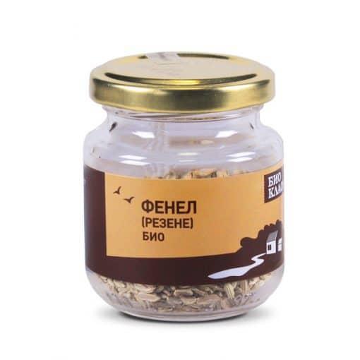 Био Фенел (див копър/резене) - семена, Био Класа, 30 g