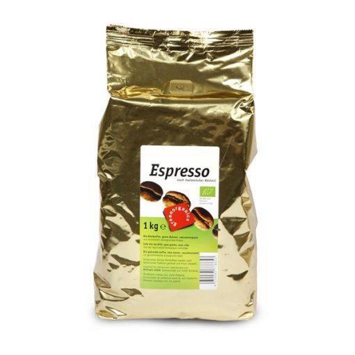 Био Кафе Еспресо, на зърна, Green - Bio Tropic, 1kg