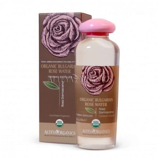 Био Розова Вода, Alteya Organics, 250/500 ml