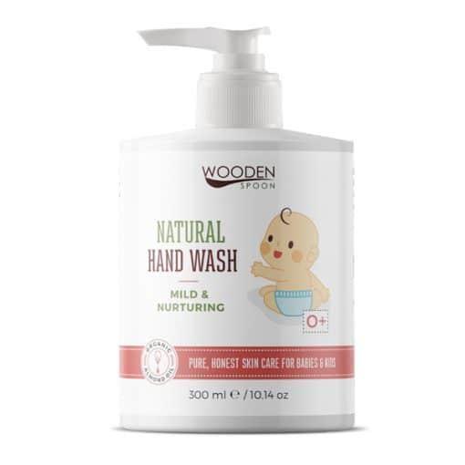 Детски натурален течен сапун, Wooden Spoon 300ml