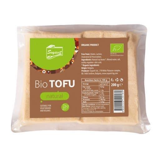 Био Тофу Натурално, Soyavit, 200 g