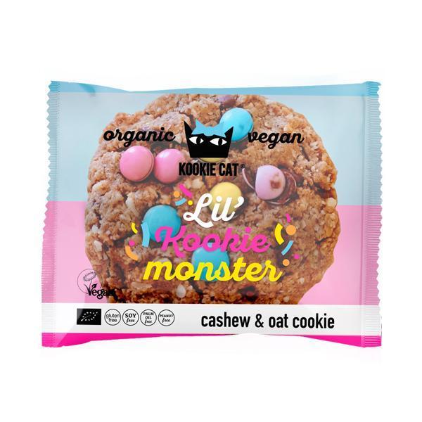 Детска курабийка lil'kookie monster, 50g, Kookie Cat