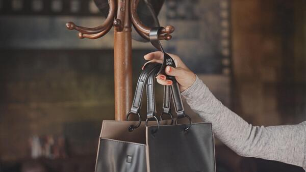 Are the hangers suitable for all types of bags?