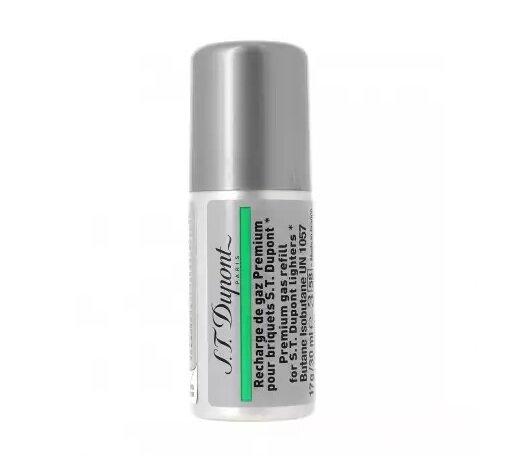 Газ за запалки S.T. Dupont - Зелен етикет - 30ml