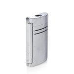 Запалка S.T. Dupont MaxiJet, шлифовано сива