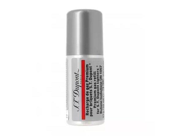 Газ за запалки S.T. Dupont - Червен етикет - 30ml