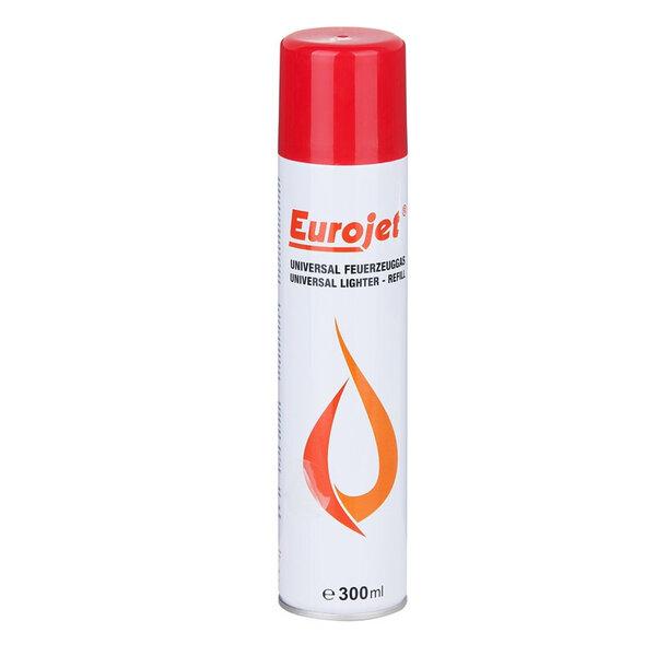 Газ за запалки Eurojet, 300 ml. (универсална)