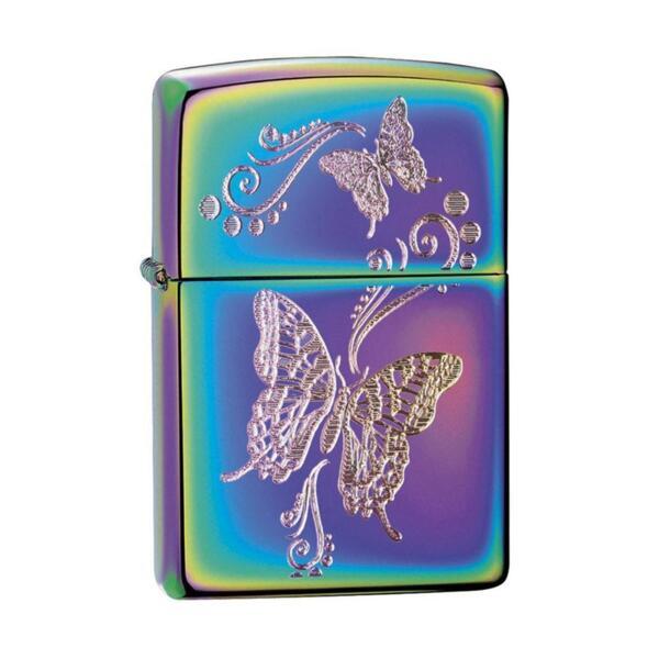 Запалка Zippo 28442 Multi Color Butterflies