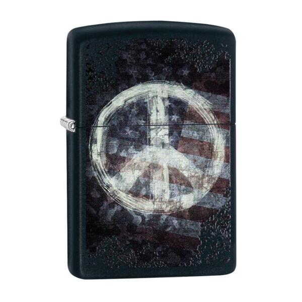 Запалка Zippo 28864 Peace on Flag