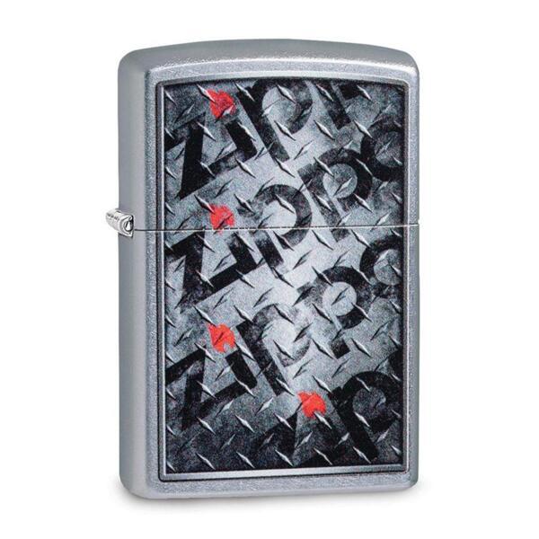 Запалка Zippo 29838 Diamond Plate Zippo Design