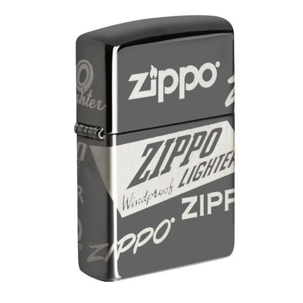Запалка Zippo 49051 Zippo Logo Design