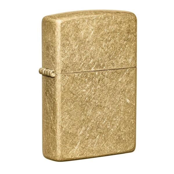 Запалка Zippo 49477 Classic Tumbled Brass