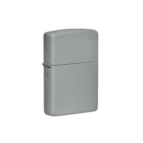 Запалка Zippo Classic Flat Grey