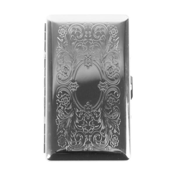 Метална табакера за 100 мм слим цигари