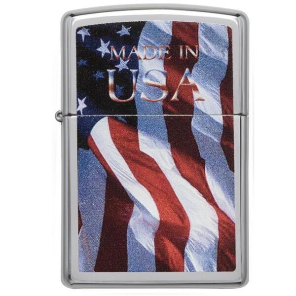 Запалка Zippo 24797 American Flag