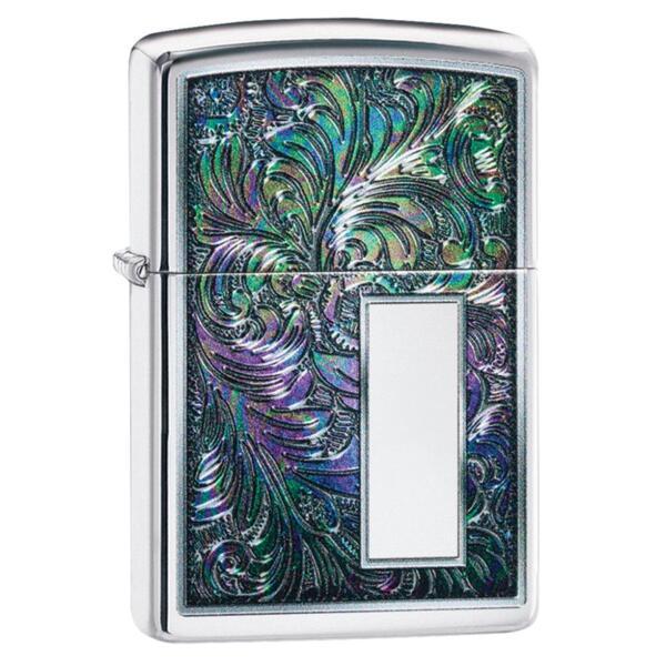 Запалка Zippo 49139 Colorful Venetian Design Engraving Space High