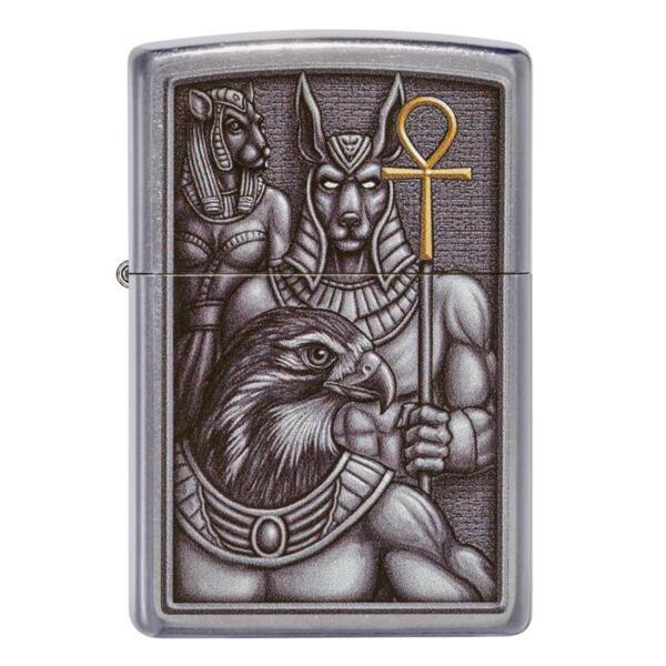 Запалка Zippo 49406 Egyptian Gods