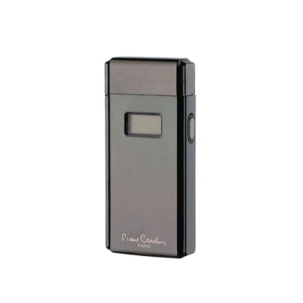Плазмена запалка Pierre Cardin с LED дисплей, черна
