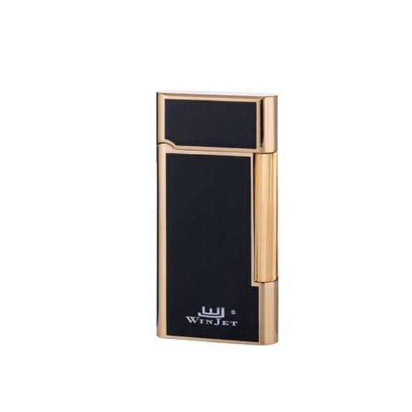 Запалка WinJet - Premium, черно и златисто