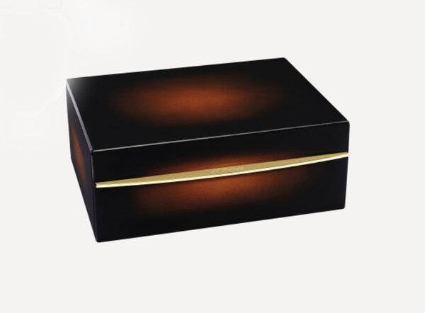 Кутия за пури (хумидор) S.T.Dupont CIGAR UNIVERSE HUMIDOR кафява