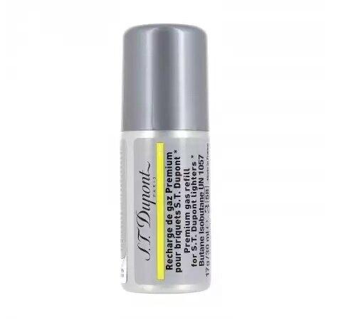 Газ за запалки S.T. Dupont - Жълт етикет - 30ml