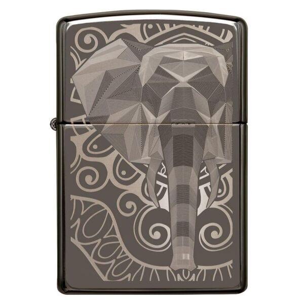 Запалка Zippo Elephant Fancy Fill Design