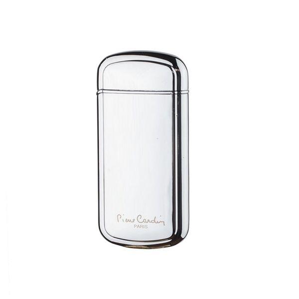 Елегантна плазмена запалка Pierre Cardin, Silver