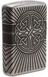 Запалка Zippo - Armor Celtic Cross Design
